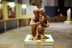 Expo-Vida, exposición colectiva de arte presentada en la Catedral de Alcalá de Henares